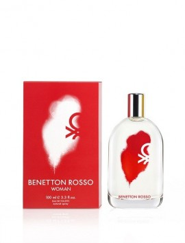 Benetton Rosso Women Eau De Toilette Spray 30ml