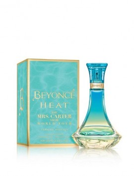 Beyonce The Heat Mrs.Carter Show World Tour Women Eau De Parfum Spray 100ml