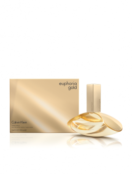 Calvin Klein Euphoria Gold Women Eau De Parfum Spray 50ml