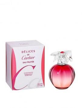 Cartier Delices Eau Fruitte Women Eau De Toilette Spray 50ml