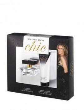 Celine Dion Chic Women Gift Set Eau De Toilette 30ml