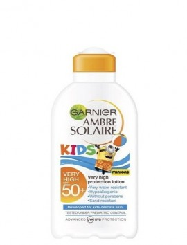 Garnier Ambre Solaire Kids Very High Protection Lotion SPF50 (200ml)