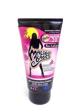 Malibu Babes Sun Protection Lotion SPF20 (150ml)