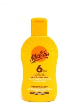 Malibu Lotion Low Protection SPF6 (200ml)