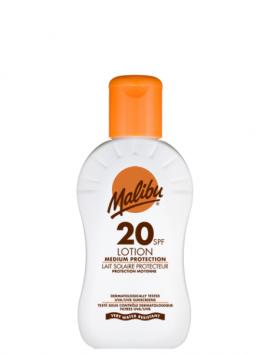 Malibu Lotion Medium Protection SPF20 (100ml)