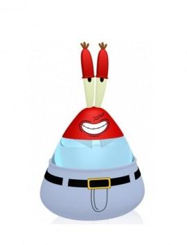 SpongeBob Mr. Krabs Unisex Eau De Toilette Spray 50ml