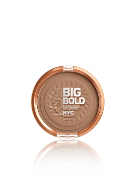 NYC Big Bold Bronzer No 602 MetropoliTan (17.1gr)