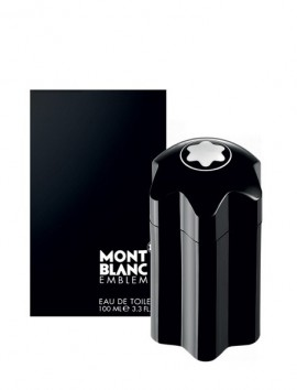 Mont Blanc Emblem Men Eau De Toilette Spray 100ml