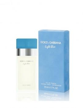 Dolce & Gabbana Light Blue Women Eau De Toilette Spray 100ml