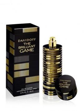 Davidoff The Brilliant Game Men Eau De Toilette Spray 100ml