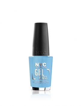 NYC Gel Gloss Nail Polish No 700 Long Island Supermodel (9.7ml)