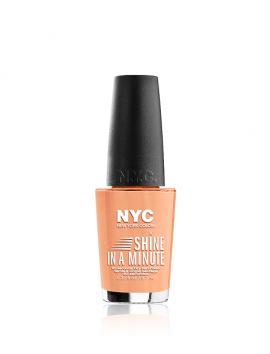 NYC Shine In A Minute Nail Polish No 203 Sunny Manhatan (9.7ml)