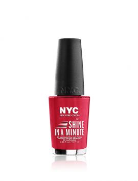 NYC Shine In A Minute Nail Polish No 226 Madison Ave (9.7ml)