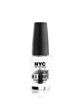 NYC Shine In A Minute Nail Polish No 202 Grand Central Stasion (9.7ml)