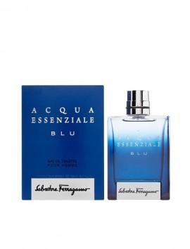 Salvatore Ferragamo Acqua Essenziale Blu Men Eau De Toilette Spray 50ml