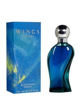 Giorgio Beverly Hills Wings Men Eau de Toilette Spray 100ml
