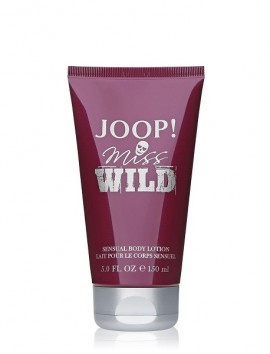Joop Miss Wild Women Sensual Body Lotion 150ml