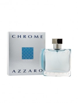 Azzaro Chrome Men Eau De Toilette Spray 200ml