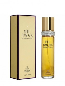 Elizabeth Taylor White Diamonds Women Eau De Toilette Spray 100ml