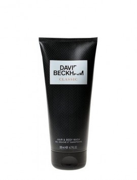 David Beckham Classic Men Shower Gel 200ml