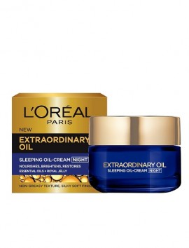 L'Oreal Age Perfect Extraordinary Oil Κρέμα Μάσκα-Νύχτας 50ml
