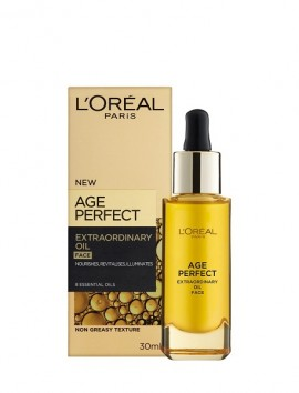 L'Oreal Age Perfect Extraordinary Facial Oil (Κανονικά Δέρματα) 30ml