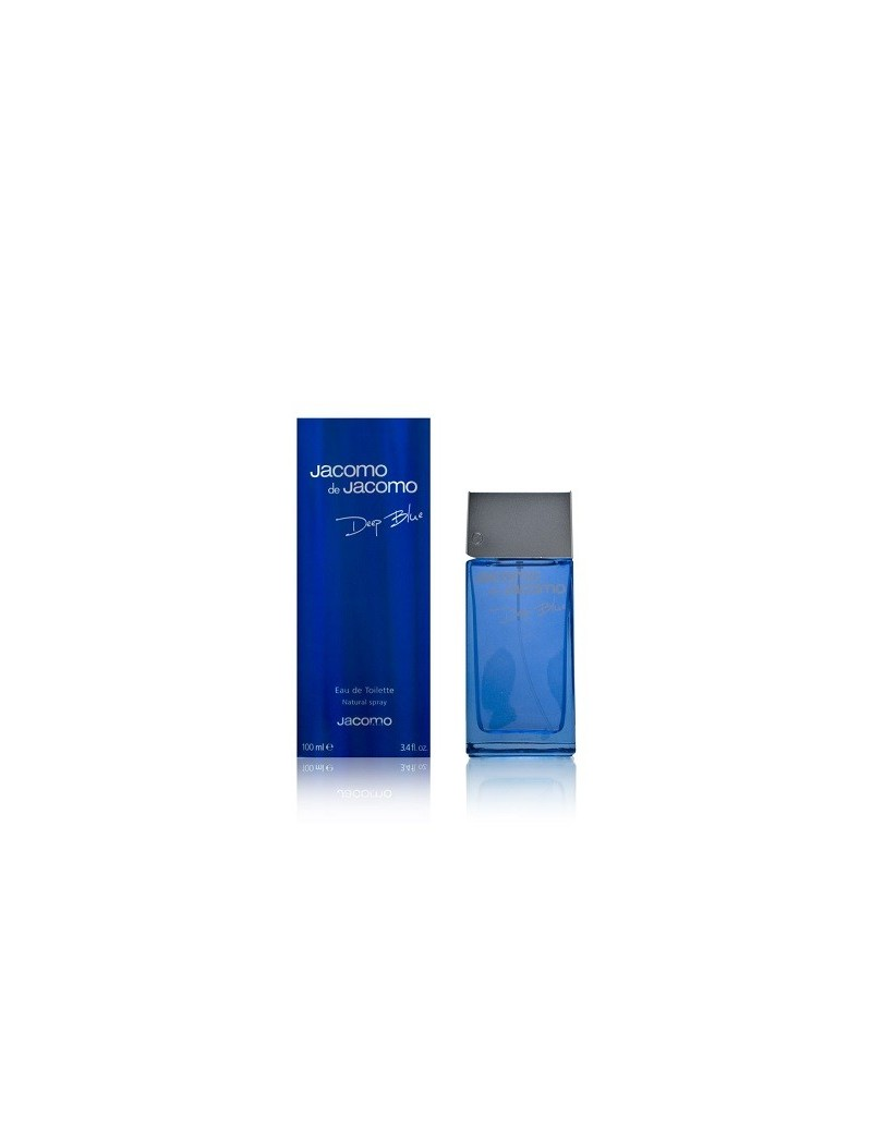 Toilette Men Eau Blue De Deep Spray 100ml Jacomo W9DIYEH2
