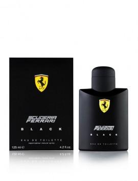 Ferrari Scuderia Black Men Eau De Toilette Spray 125ml