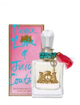 Juicy Couture Peace Love & Juicy Couture Women Eau De Parfum Spray 100ml