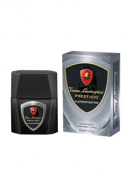 Tonino Lamborghini Prestigio Platinum Edition Men Eau De Toilette Spray 50ml