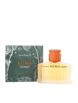 Laura Biagiotti Roma Men Eau De Toilette Spray 125ml