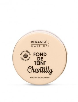 Berange Chantilly Foam Foundation Peche (13gr)