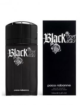 Paco Rabanne Black Xs Men Eau De Toilette Spray 100ml