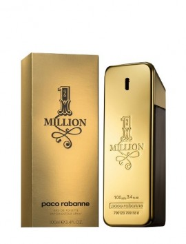 Paco Rabanne One Million Men Eau De Toilette Spray 100ml