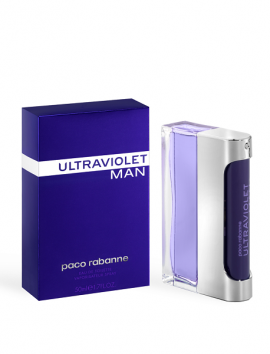 Paco Rabanne Ultraviolet Men Eau De Toilette Spray 100ml