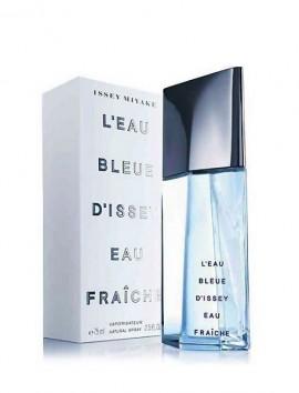 Issey Miyake L' Eau Bleue D' Issey Eau Fraiche Men Eau De Toilette Spray 125ml