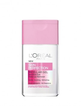 L'Oreal Skin Perfection Micellar Gel Make Up Remover 125ml