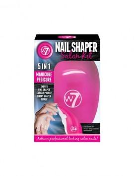 W7 Nail Shaper Salon Kit