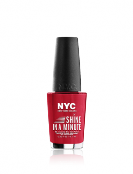 NYC Shine In A Minute Nail Polish No 224 Times Square (9.7ml)