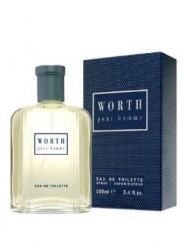 Worth Pour Homme Eau De Toilette Spray 100ml