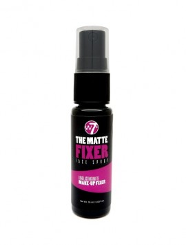 W7 The Matte Fixer Face Spray (18ml)