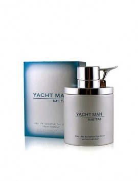 Yatchman Metal Men Eau De Toilette Spray 100ml
