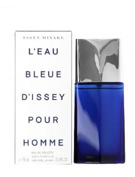 Issey Miyake L' Eau Bleue D' Issey Men Eau De Toilette Spray 75ml