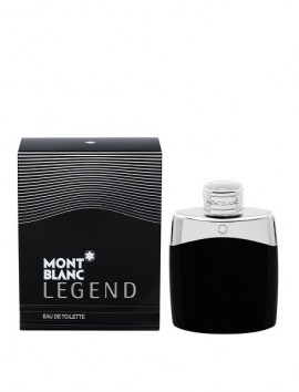 Mont Blanc Legend Men Eau De Toilette Spray 100ml