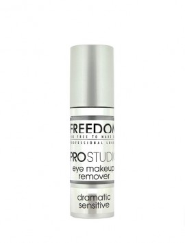 Freedom London Pro Studio Dramatic Sensitive Eye Makeup Remover (30ml)