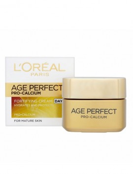 L'Oreal Age Perfect Pro Calcium Κρέμα Ημέρας SPF15 50ml