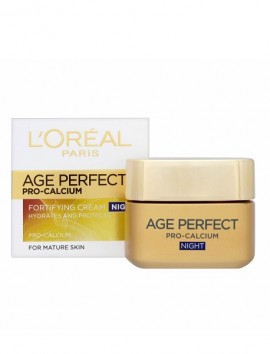 L'Oreal Age Perfect Pro Calcium Κρέμα Νύχτας 50ml