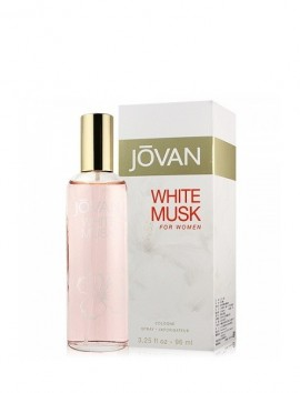 Jovan White Musk Women Cologne Concentrate Spray 96ml