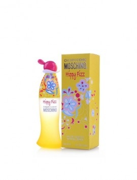 Moschino Cheap & Chic Hippy Fizz Women Eau De Toilette Spray 50ml