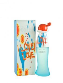 Moschino Cheap & Chic I Love Love Women Eau De Toilette Spray 100ml
